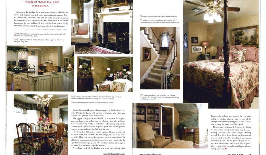 House to Home_2007_Kinley_Article pg 2
